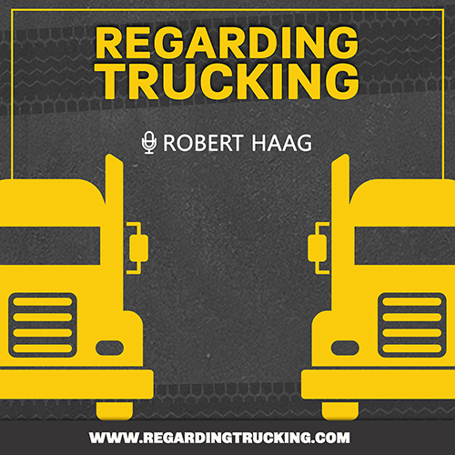 Regarding Trucking Image