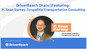 "STC Vice President Joins ""DriverReach Chats"""